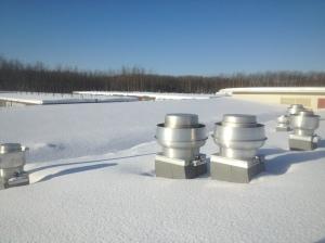 Checking fan belts – Kitchen exhaust fans | llhvac